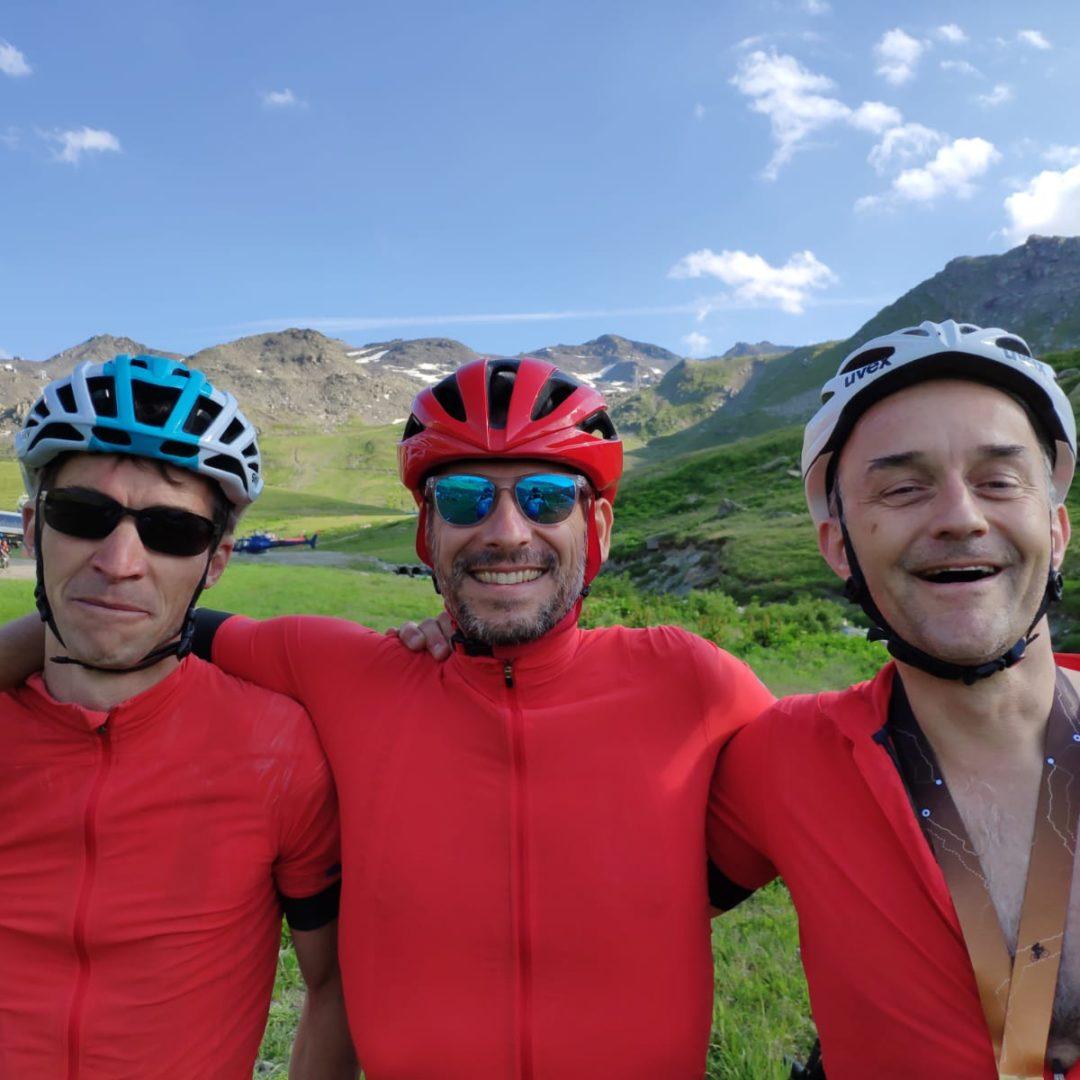 Étape amateur du Tour de France